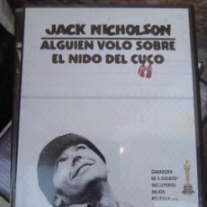 Cine: ALGUIEN VOLO SOBRE EL NIDO DEL CUCO. Lote 118308771