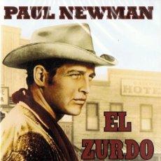 Cine: EL ZURDO PAUL NEWMAN ( DVD PRECINTADO). Lote 118432699