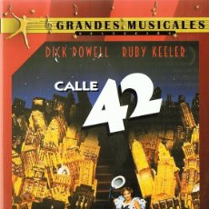Cine: CALLE 42 DICK POWELL (DVD). Lote 118432855