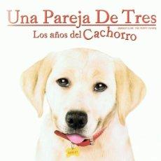 Cine: UNA PAREJA DE TRES LOS AÑOS DEL CACHORRO ( DVD). Lote 118433955