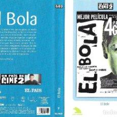 Cine: EL BOLA - ACHERO MAÑAS. Lote 118434047