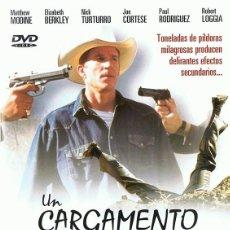 Cine: UN CARGAMENTO POTENTE MATTHEW MODINE (DVD). Lote 118434471