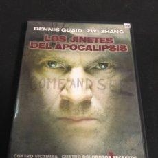 Cine: LOS JINETES DEL APOCALIPSIS ( DVD PROCEDENTE VIDEOCLUB ). Lote 118567526