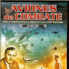 Cine: AVIONES DE COMBATE DOCUMENTAL DVD Nº 6. Lote 118596039