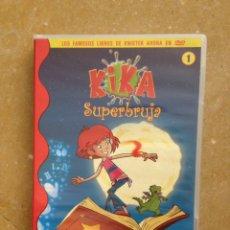 Cine: KIKA SUPERBRUJA. KIKA EN EL SALVAJE OESTE (DVD). Lote 132496006