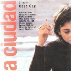 Cine: EN LA CIUDAD LEONOR WATLING (DVD). Lote 118712603