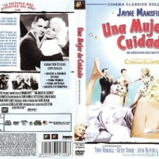 Cine: UNA MUJER DE CUIDADO - JAYNE MANSFIELD. Lote 118724767