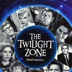 Cine: THE TWILIGHT ZONE DVD. TEMPORADA 1. 36 CAPÍTULOS EN 5 DVD. NUEVO. PRECINTADO.. Lote 118836775