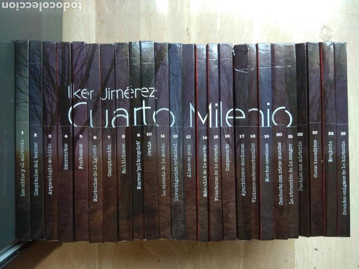 25 dvds - libros (60 páginas). cuarto milenio. - Comprar Películas ...