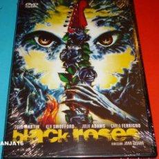 Cine: BLACK ROSES - JOHN FASANO 1988 - PRECINTADA. Lote 118997551