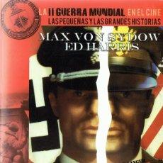 Cine: CÓDIGO ESMERALDA MAX VON SYDOW (DVD). Lote 119094823