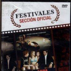 Cine: GOTAS DE AGUA SOBRE PIEDRAS CALIENTES DVD - SI NO SABES LO QUE BUSCAS. NO LLEVAS BUEN CAMINO. Lote 119183127
