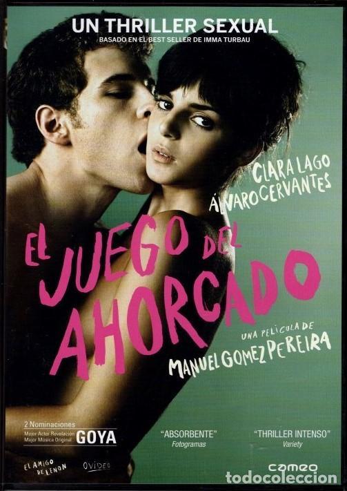 EL JUEGO DEL AHORCADO DVD (2 NOMINAC. GOYA).AMOR INTENSO ADOLESCENTE..CON ALGÚN DESAGRADABLE SECRETO (Cine - Películas - DVD)