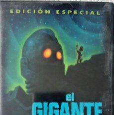 Cine: EL GIGANTE DE HIERRO DIRIGIDA POR BRAD BIRD (DVD). (EDICIÓN ESPECIAL). Lote 119301799