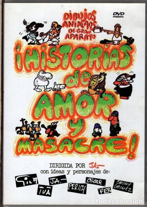 Historias De Amor Y Masacre Dibujos Animados Con Mala Baba Irreverentes Y Burlescos