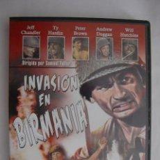 Cine: INVASION EN BIRMANIA. Lote 119446235