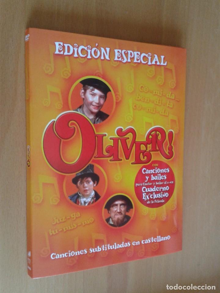 CINE DVD PELICULA OLIVER EDICION ESPECIAL LIMITADA (Cine - Películas - DVD)
