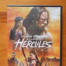 Cine: DVD HERCULES - DWAYNE JOHNSON (6V). Lote 119562135