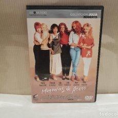 Cine: DVD MAGNOLIAS DE ACERO BUEN ESTADO VER FOTOS. Lote 119608491