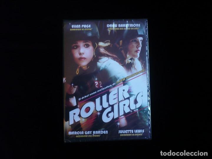 ROLLER GIRLS - DVD NUEVO PRECINTADO (Cine - Películas - DVD)