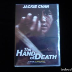 Cine: THE HAND OF DEATH JACKIE CHAN - DVD NUEVO PRECINTADO. Lote 119854035