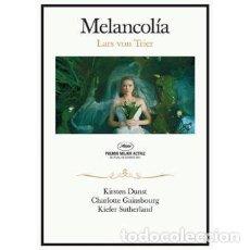 Cine: MELANCOLÍA-LARS VON TRIER. Lote 119881991