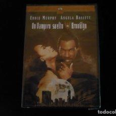 Cine: UN VAMPIRO SUELTO EN BROOKLYN - DVD NUEVO PRECINTADO. Lote 128387750