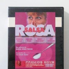 Cine - SALSA ROSA - DVD - Colección 7 Goyas de ABC - 119921655