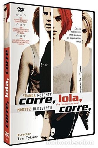 NUEVA / CORRRE LOLA, CORRE - TOM TYKWER (Cine - Películas - DVD)