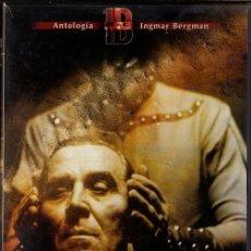 Cine: EL RITO (INGMAR BERGMAN) - EL DRAMA DE TRES ACTORES ANTE LA CENSURA (ACTUANDO EL PROPIO BERGMAN). Lote 40313154