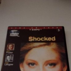 Cine: C-95G24 DVD SHOCKED. Lote 120044615