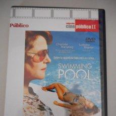 Cine: SWIMMING POOL (LA PISCINA), DE FRANÇOIS OZON. Lote 120181127