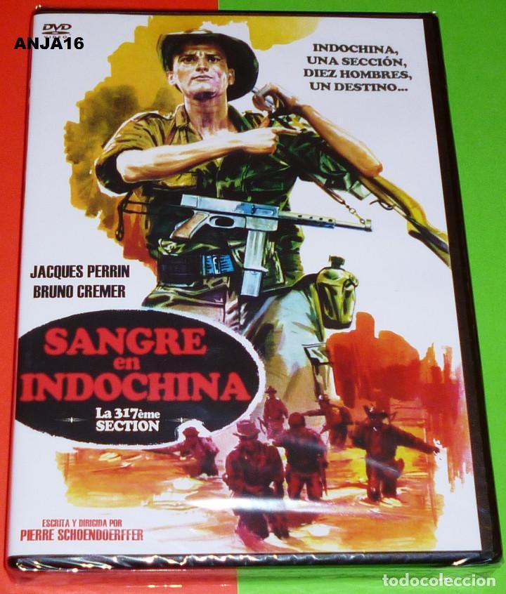 SANGRE EN INDOCHINA / LA 317EME SECTION - PRECINTADA (Cine - Películas - DVD)