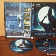 Cine: UNDERWORLD - KATE BECKINSALE - SCOTT SPEEDMAN - DE LIN WESEMAN - DOBLE DVD . Lote 120299759
