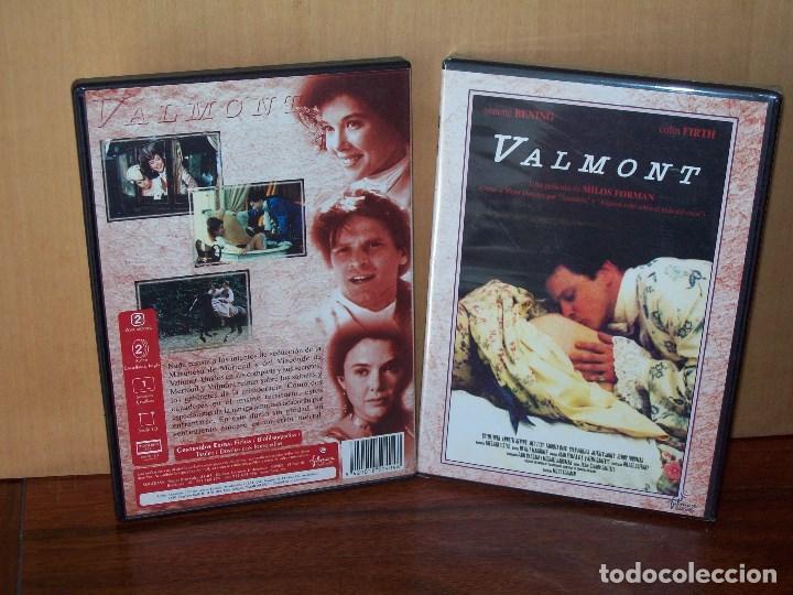 VALMONT - ANNETTE BENING - COLIN FIRTH - DE MILOS FORMAN - DVD segunda mano