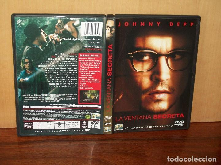 La Ventana Secreta Johnny Depp Dirigid Comprar Peliculas En