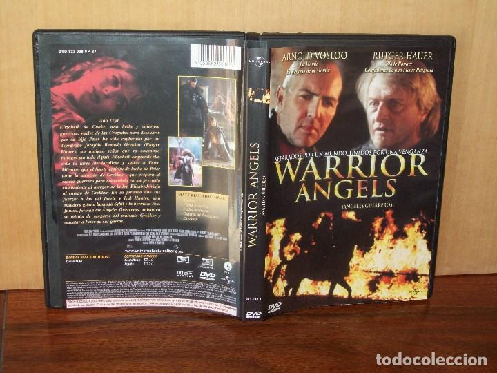 Warrior Angels Angeles Guerreros Arnol Comprar Películas En