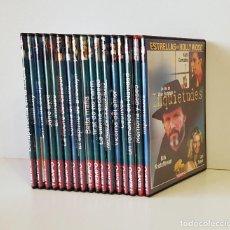 Cine: ESTRELLAS DE HOLLYWOOD - 14 PELÍCULAS EN DVD SLIM. Lote 120581083