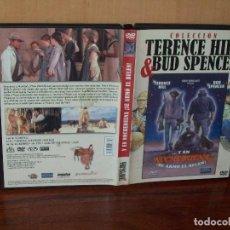 Cine: Y EN NOCHEBUENA SE ARMO EL BELEN - BUD SPENCER -TERENCE HILL - DVD . Lote 120676691