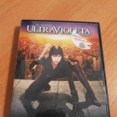 Cine: ( S 2 ) ULTRAVIOLETA - MILLA JOVOVICH - DVD SEGUNDAMANO. Lote 120713727