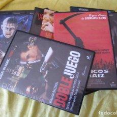 Cine: 13 DVDS..ACCION..INTRIGA..TERROR... Lote 121037979