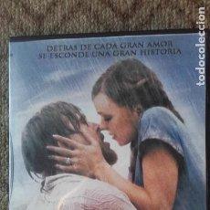 Cine: EL DIARIO DE NOA-CARATULA+CAJA. Lote 121064179