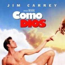 Cine: COMO DIOS - JIM CARREY - DVD . Lote 121116495