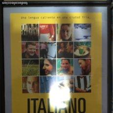 Cine: ITALIANO PARA PRINCIPIANTES. Lote 121170755