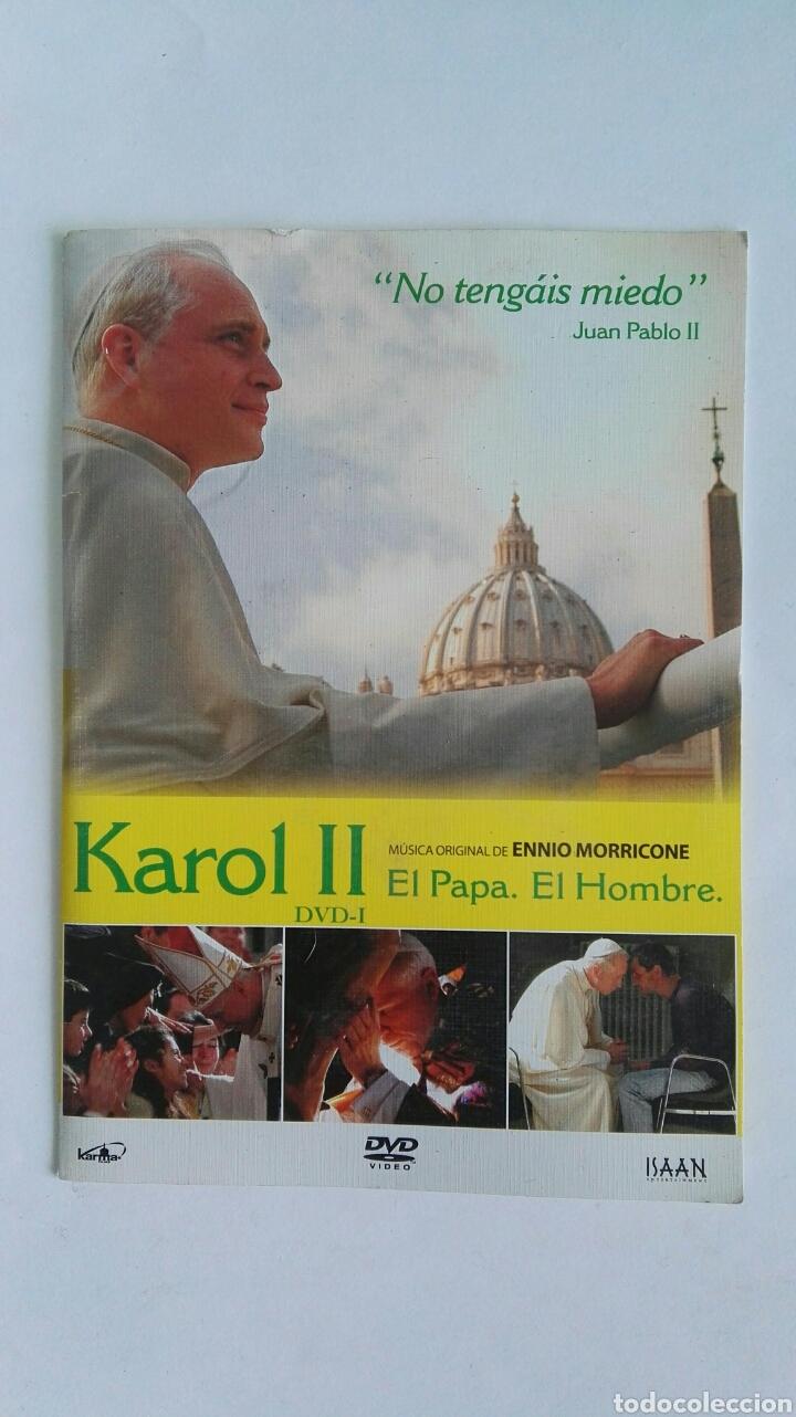 Karol Ii Juan Pablo Ii El Papa El Hombre Bso En Buy Dvd Movies At Todocoleccion 121194506
