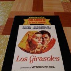 Cine: LOS GIRASOLES DVD - SOFÍA LOREN. Lote 121195706