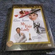 Cine: MY FAIR LADY DVD NUEVO PRECINTADO CINE CLÁSICO. Lote 136252292