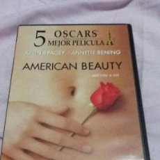Cine: AMERICAN BEAUTY DVD. Lote 121394199
