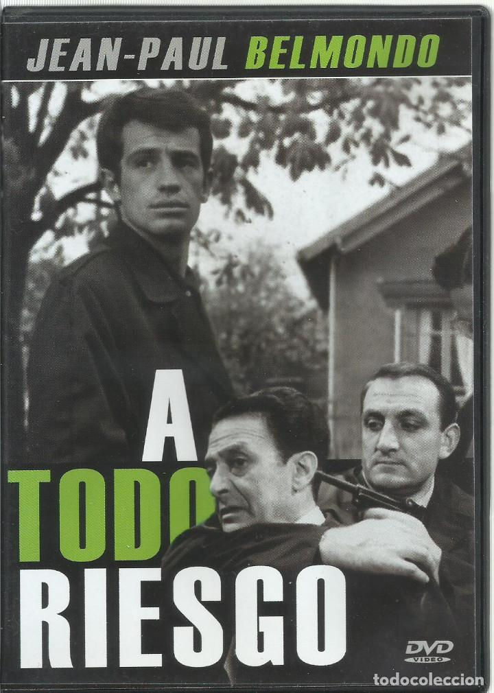 A TODO RIESGO, JEAN-PAUL BELMONDO (Cine - Películas - DVD)