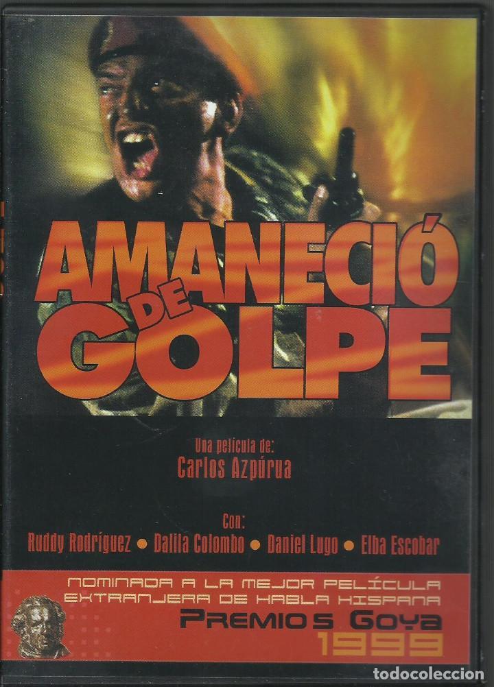 AMANECIÓ DE GOLPE (1998) (Cine - Películas - DVD)